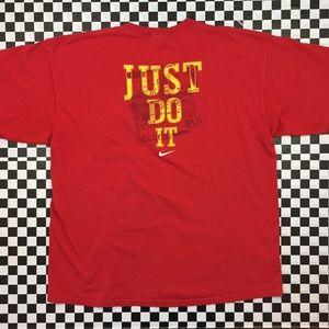 Vintage Nike Just Do It Tee